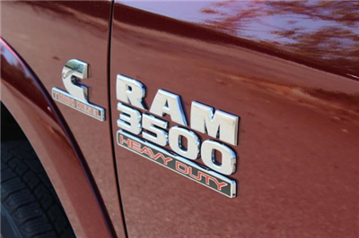 2018 Ram 3500 Mega Cab DRW 4x4, Pickup #ND7259 - photo 7