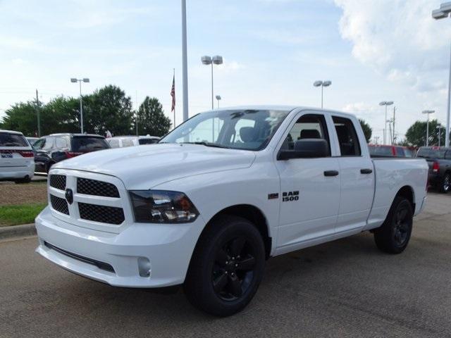 2018 Ram 1500 Quad Cab 4x2,  Pickup #ND7271 - photo 5