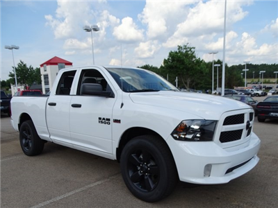 2018 Ram 1500 Quad Cab 4x2,  Pickup #ND7271 - photo 3