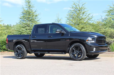 2018 Ram 1500 Crew Cab 4x4 Pickup #ND7274 - photo 18