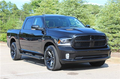 2018 Ram 1500 Crew Cab 4x4 Pickup #ND7274 - photo 20