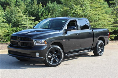 2018 Ram 1500 Crew Cab 4x4 Pickup #ND7274 - photo 69