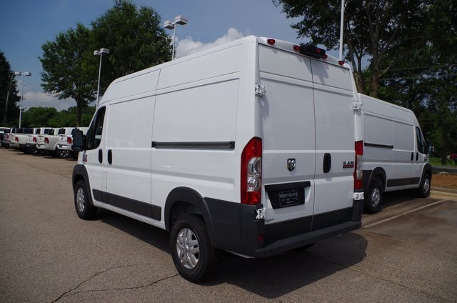 2018 ProMaster 1500 High Roof 4x2,  Empty Cargo Van #ND7281 - photo 5