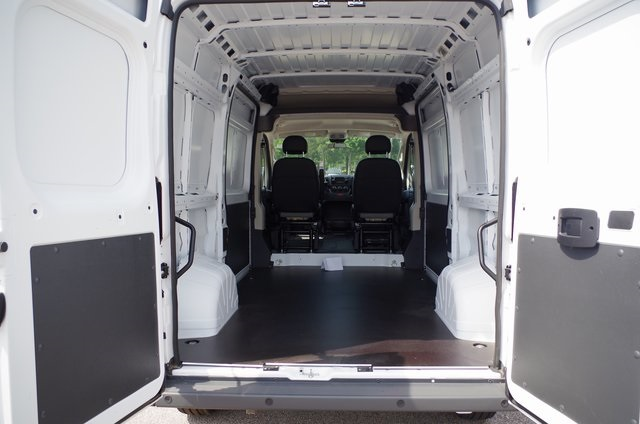 2018 ProMaster 1500 High Roof 4x2,  Empty Cargo Van #ND7281 - photo 2
