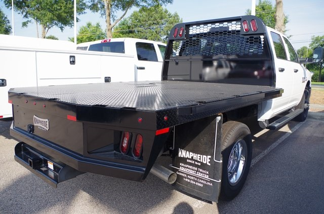2018 Ram 3500 Crew Cab DRW 4x4,  Knapheide Platform Body #ND7291 - photo 2