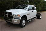 2018 Ram 3500 Crew Cab DRW 4x4, Cab Chassis #ND7291 - photo 1