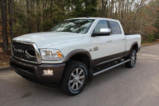 2018 Ram 2500 Crew Cab 4x4, Pickup #ND7334 - photo 1
