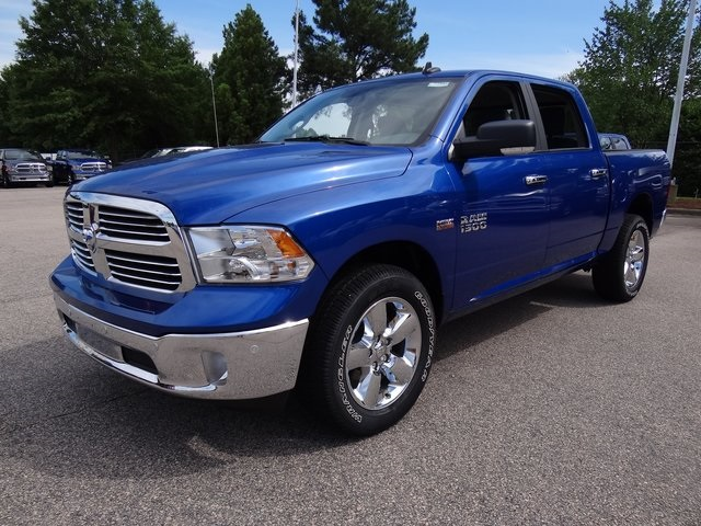 2018 Ram 1500 Crew Cab 4x4,  Pickup #ND7340 - photo 1