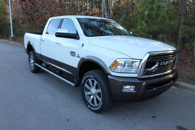 2018 Ram 2500 Crew Cab 4x4, Pickup #ND7354 - photo 11