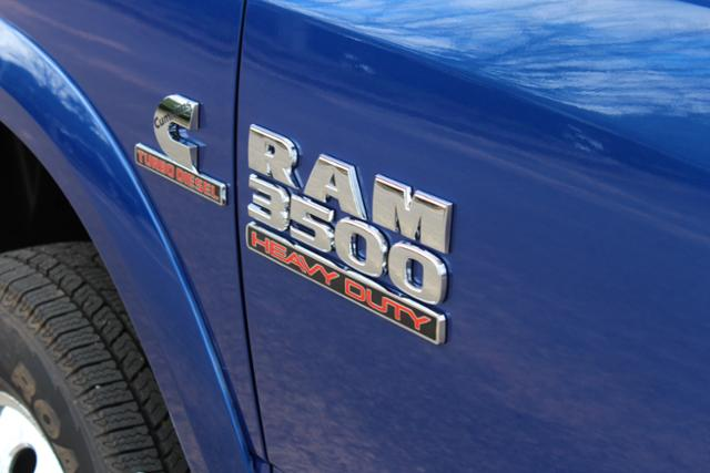 2018 Ram 3500 Mega Cab DRW 4x4 Pickup #ND7358 - photo 8