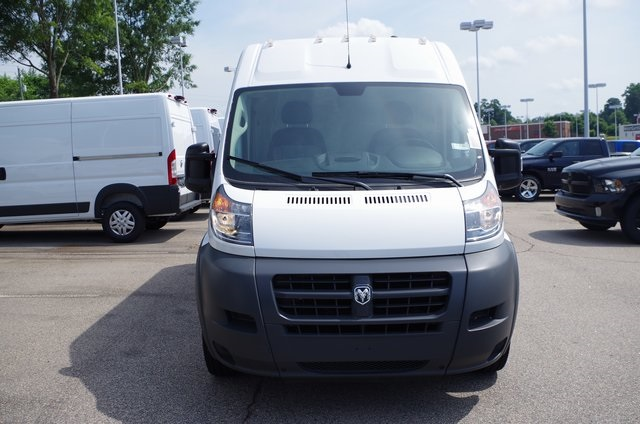 2018 ProMaster 1500 High Roof 4x2,  Empty Cargo Van #ND7363 - photo 4
