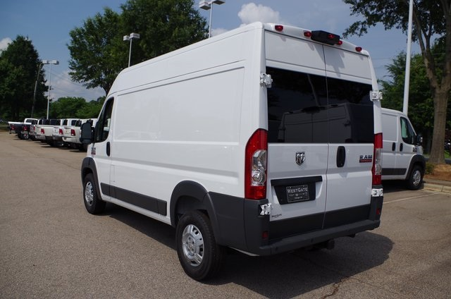 2018 ProMaster 1500 High Roof 4x2,  Empty Cargo Van #ND7363 - photo 5
