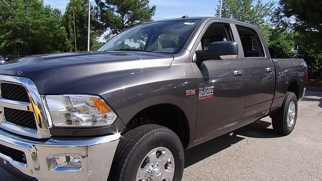 2018 Ram 2500 Crew Cab 4x4,  Pickup #ND7388 - photo 14