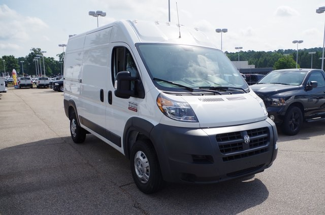 2018 ProMaster 1500 High Roof 4x2,  Empty Cargo Van #ND7389 - photo 3