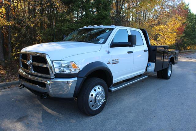 2018 Ram 4500 Crew Cab DRW 4x4, Knapheide PGND Gooseneck Platform Body #ND7416 - photo 1