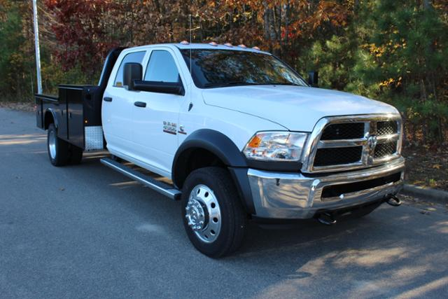 2018 Ram 4500 Crew Cab DRW 4x4, Knapheide Platform Body #ND7416 - photo 10