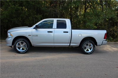 2018 Ram 1500 Quad Cab, Pickup #ND7441 - photo 3