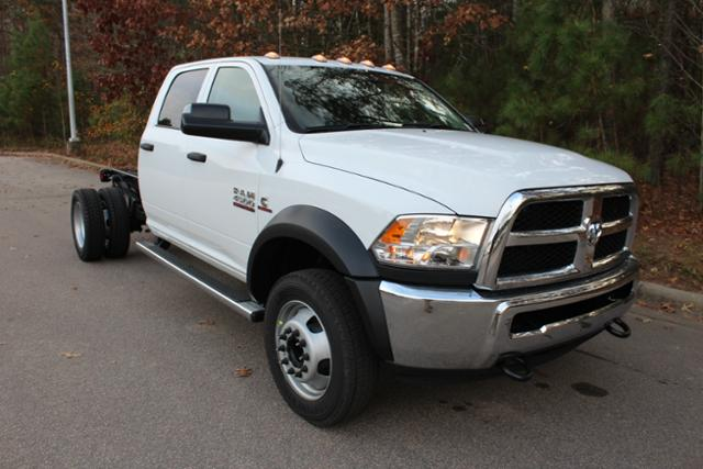 2018 Ram 4500 Crew Cab DRW 4x4 Cab Chassis #ND7469 - photo 10