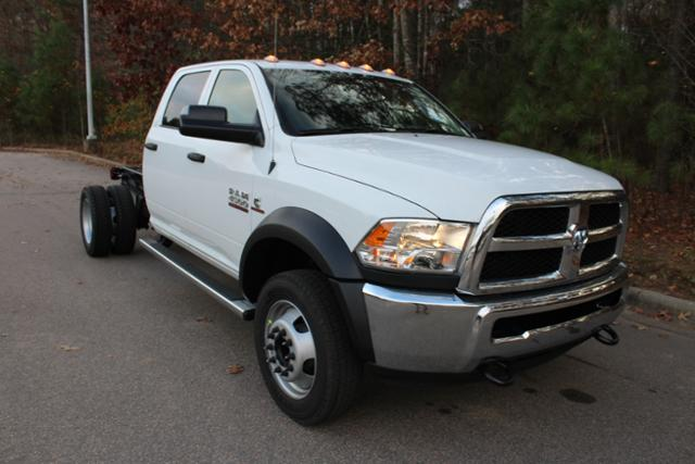 2018 Ram 4500 Crew Cab DRW 4x4 Cab Chassis #ND7469 - photo 26
