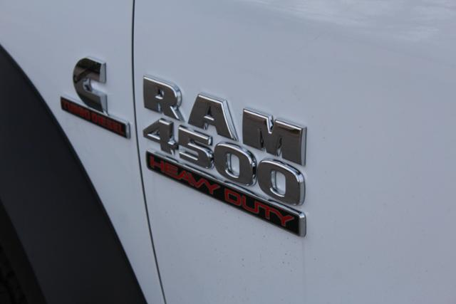 2018 Ram 4500 Crew Cab DRW 4x4 Cab Chassis #ND7469 - photo 7
