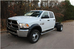 2018 Ram 4500 Crew Cab DRW 4x4 Cab Chassis #ND7469 - photo 1