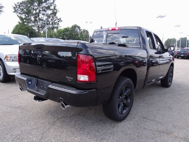 2018 Ram 1500 Quad Cab 4x2,  Pickup #ND7481 - photo 2