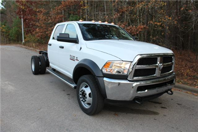 2018 Ram 5500 Crew Cab DRW 4x4 Cab Chassis #ND7484 - photo 26