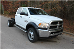 2018 Ram 5500 Crew Cab DRW 4x4 Cab Chassis #ND7484 - photo 10