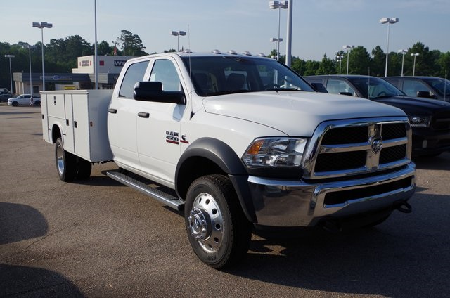 2018 Ram 4500 Crew Cab DRW 4x4,  Knapheide Service Body #ND7508 - photo 4