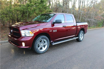 2018 Ram 1500 Crew Cab, Pickup #ND7553 - photo 1