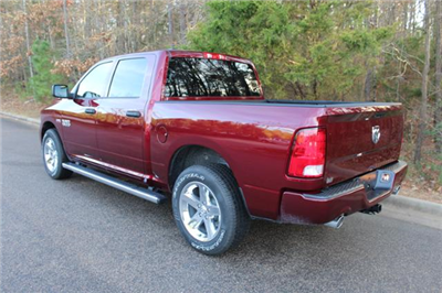 2018 Ram 1500 Crew Cab, Pickup #ND7553 - photo 2