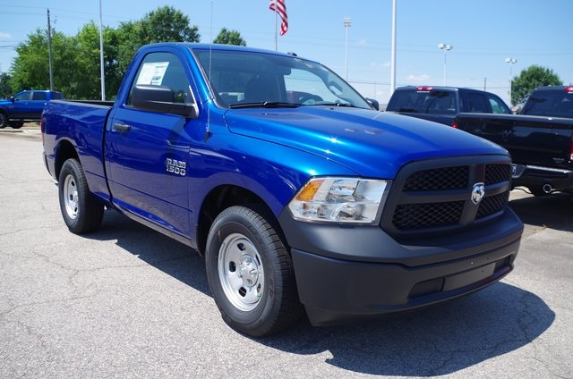 2018 Ram 1500 Regular Cab 4x2,  Pickup #ND7570 - photo 3