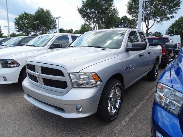 2018 Ram 1500 Quad Cab 4x2,  Pickup #ND7653 - photo 3