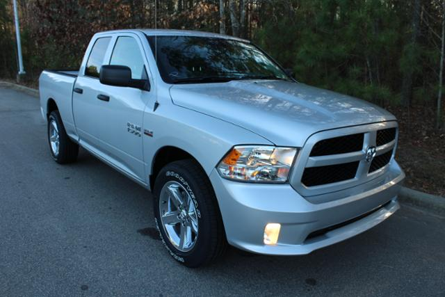 2018 Ram 1500 Quad Cab Pickup #ND7653 - photo 9