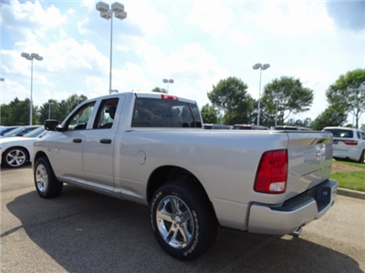 2018 Ram 1500 Quad Cab 4x2,  Pickup #ND7653 - photo 2