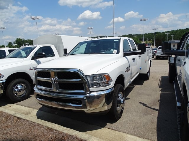 2018 Ram 3500 Crew Cab DRW 4x4,  Knapheide Service Body #ND7657 - photo 3