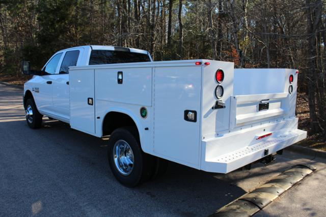 2018 Ram 3500 Crew Cab DRW 4x4, Knapheide Service Body #ND7657 - photo 2