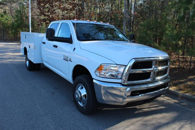 2018 Ram 3500 Crew Cab DRW 4x4, Knapheide Service Body #ND7657 - photo 9