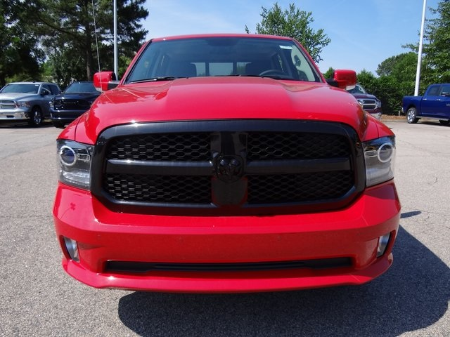2018 Ram 1500 Crew Cab 4x4,  Pickup #ND7714 - photo 4