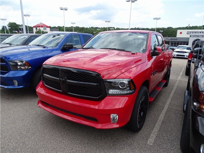 2018 Ram 1500 Crew Cab 4x4,  Pickup #ND7714 - photo 3