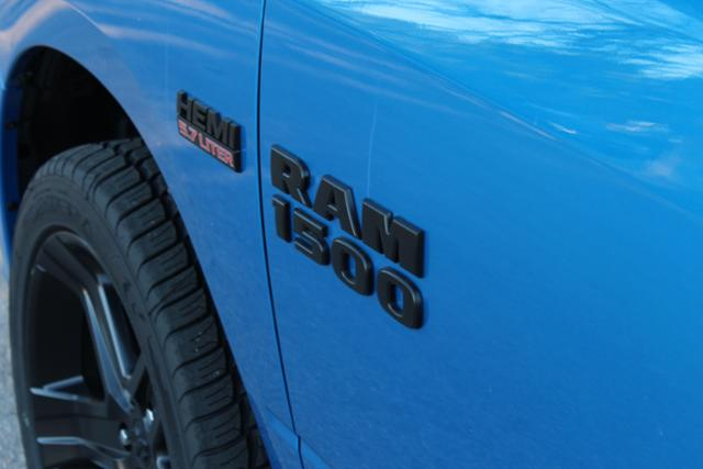 2018 Ram 1500 Crew Cab, Pickup #ND7743 - photo 7