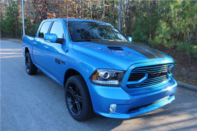 2018 Ram 1500 Crew Cab, Pickup #ND7743 - photo 30