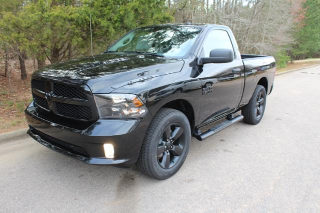2018 Ram 1500 Regular Cab, Pickup #ND7852 - photo 1