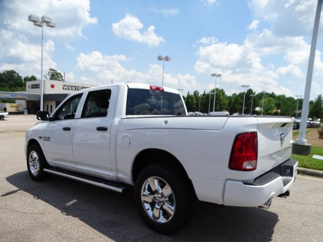 2018 Ram 1500 Crew Cab 4x4,  Pickup #ND8012 - photo 2