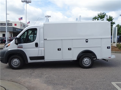 2018 ProMaster 3500 Standard Roof 4x2,  Service Utility Van #ND8100 - photo 3