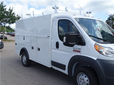 2018 ProMaster 3500 Standard Roof 4x2,  Service Utility Van #ND8100 - photo 4