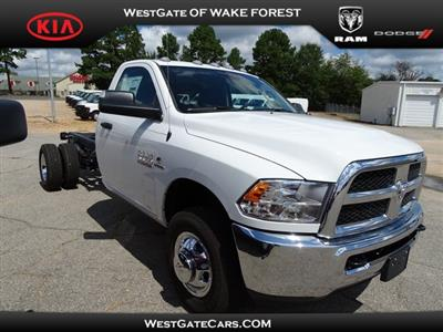 2018 Ram 3500 Regular Cab DRW 4x2,  Cab Chassis #ND8297 - photo 1