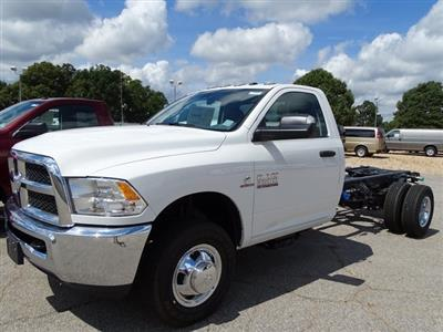 2018 Ram 3500 Regular Cab DRW 4x2,  Cab Chassis #ND8297 - photo 4