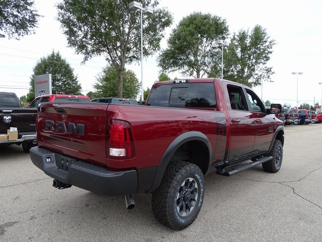 2018 Ram 2500 Crew Cab 4x4,  Pickup #ND8310 - photo 2