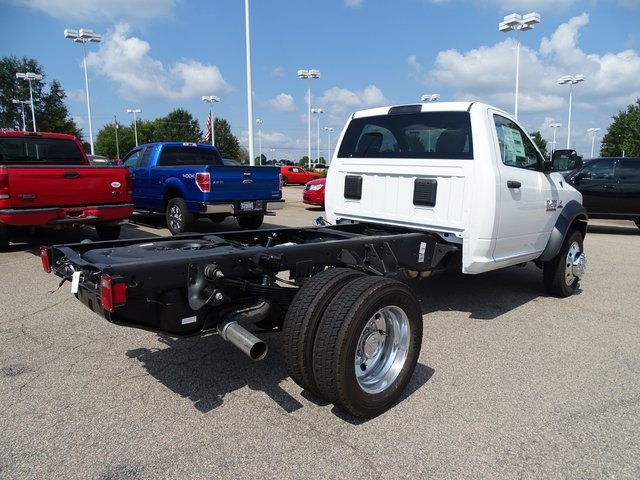 2018 Ram 4500 Regular Cab DRW 4x2,  Cab Chassis #ND8335 - photo 16